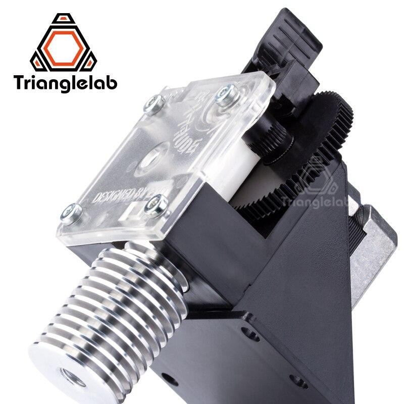 Trianglelab 3D imprimante titan Extrudeuse pour bureau FDM imprimante reprap MK8 J-tête bowden livraison gratuite MK8 I3 de montage support