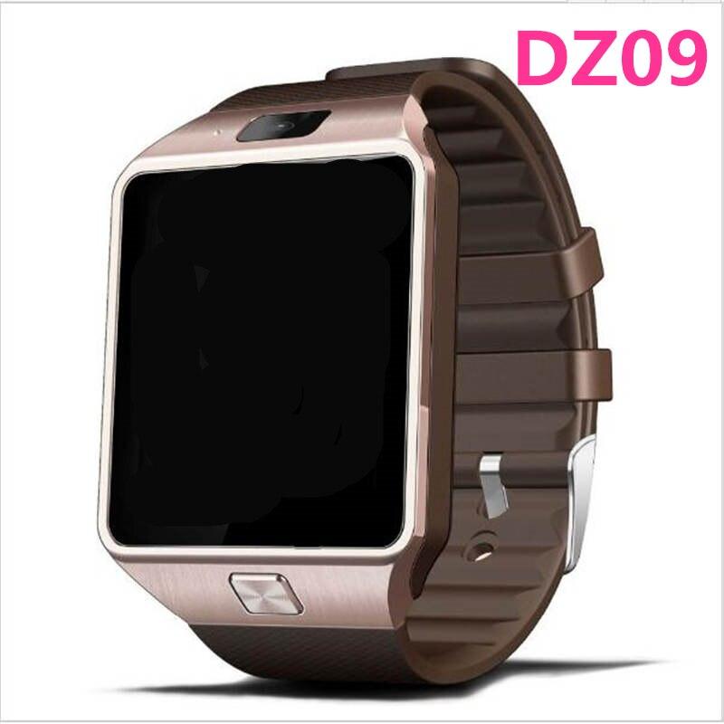 DZ09 Smartwatch Bluetooth Smart Watch Reloj Relogio 2G GSM SIM App Sync Mp3 for Apple iPhone