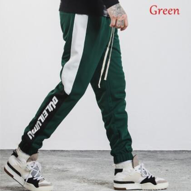 ZOGAA 2019 Hot Sale Man Spring Autumn Running Sport Trousers Male Fit Sports Fashion Sweatpants Quick Dry Sports Pants For Men