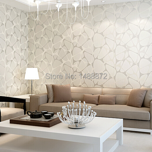 Water Cube Wall Paper For Bedroom3D Non Woven Reflective Fabric Pink Wallpaper Girls