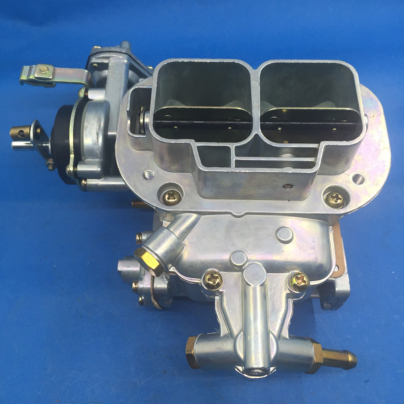 Weber 32 36 Carb Installation - Year of Clean Water