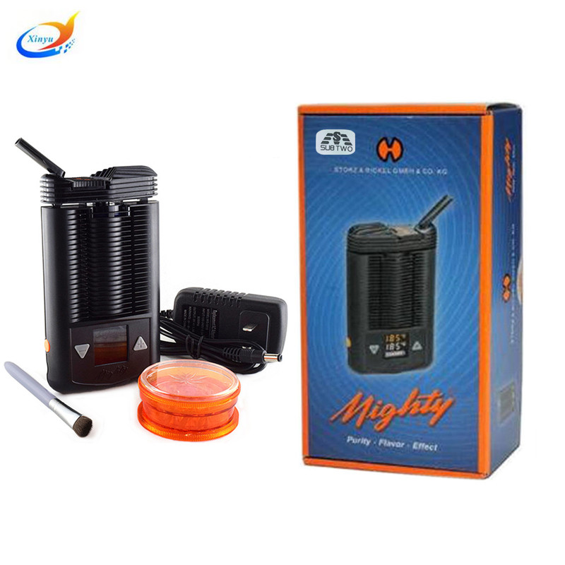 Mighty mod kit dry herb Powerful Temperature Adjustable mod e-cigarettes Mighty herbal dry herb vaporizer Box Mod Big Vape