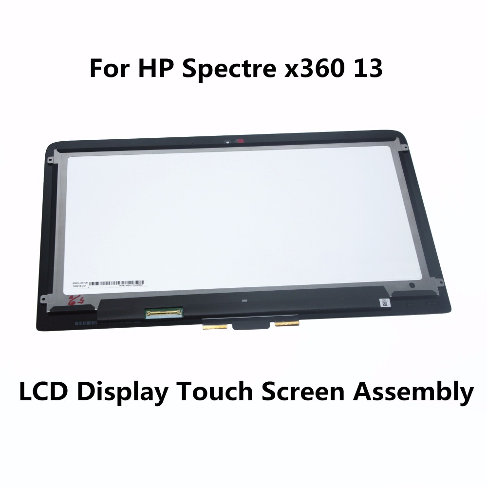 13.3 Touch LCD Screen Digitizer LP133QH1-SPA1 for HP Spectre x360 13-4005DX 13-4116TU 13-4114TU 13-4105DX 13-4103DX 13-4102DX