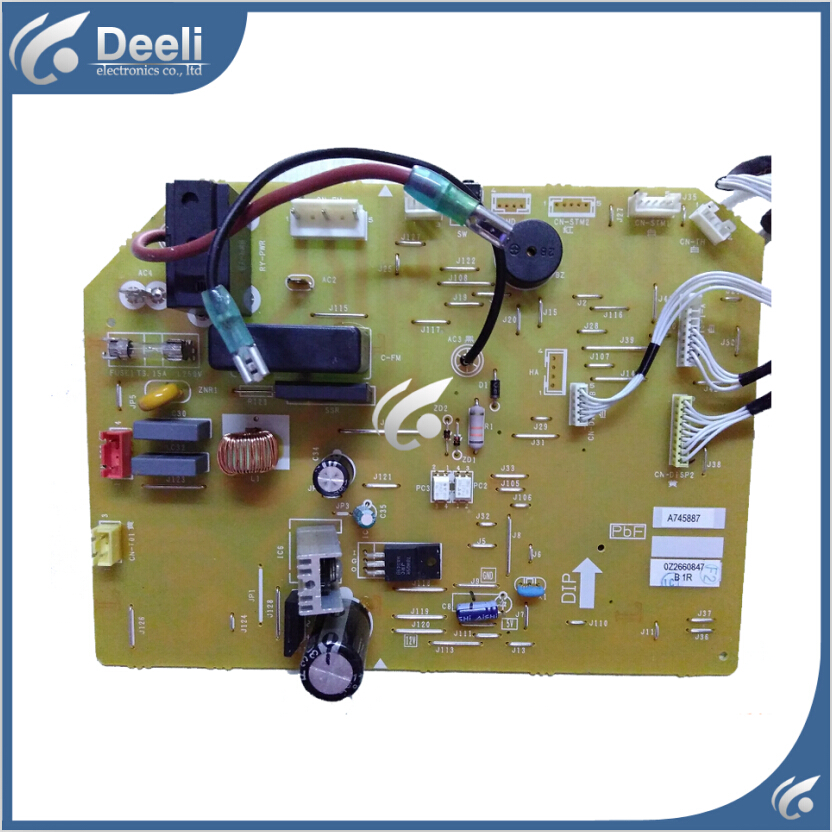 Подробнее о 95% new Original for Panasonic air conditioning Computer board A745887 circuit board on sale 95% new original for panasonic air conditioning computer board a743193 circuit board on sale