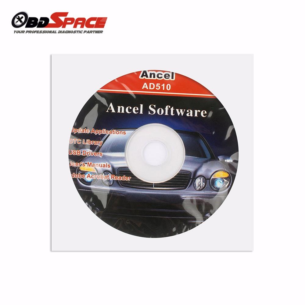 auto diagnostic scanner ad510-3