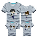 Family Look Printed T Shirts Summer Family Clothes Father & Mother & Daughter & Son Outfits Family Matching Clothes AF1672