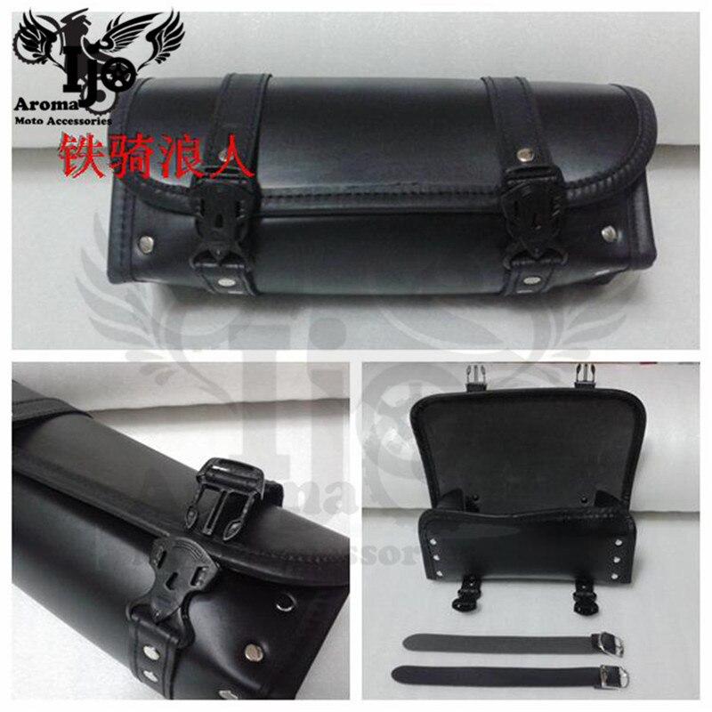maletas moto tail bag for Vespa hyosung benelli harley softail mochila moto givi alforjas para moto saddle bag motorcycle bag