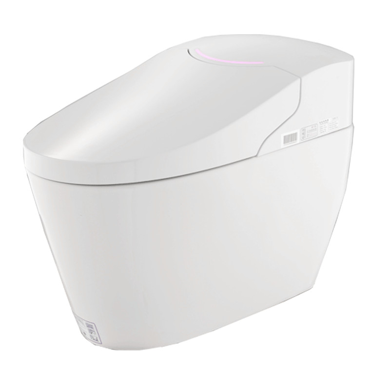 Incredible Us 882 0 10 Off Eco Smart Toilet Commode Fully Integrated Bidet System Bathroom Washlet Closestool Toilette Wall Hung Toilets Bowl Heated Seat In Gmtry Best Dining Table And Chair Ideas Images Gmtryco