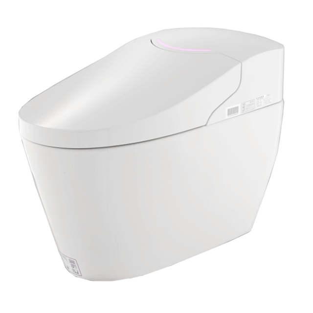 Online Shop Eco Smart Toilet Commode Fully Integrated Bidet System
