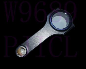 TU5 kute korbowód dla Peugeot 206 + 207 tu5jp4 c2 vts kęsów 4340 materiał wyścigi silnika darmowa wysyłka gwarancja jakości tanie i dobre opinie 1998-2012 engine enhancement Mechanizm korbowy 1 6L 4 CYLINDRY MSMOST racing race parts billet forging type r high horse power