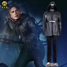 Green Arrow Season 3 Cosplay Costume The Dark Archer Cos for Adult Men Arrow Oliver Queen Full Outfit Full Set