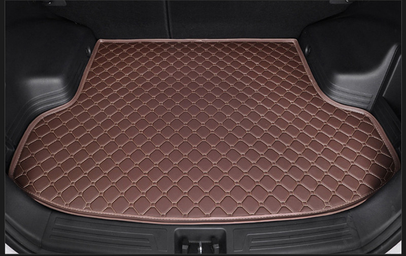 TRAVALL BOOT MAT LINER CAR FLOOR MATS VOLVO XC60 2008-2017