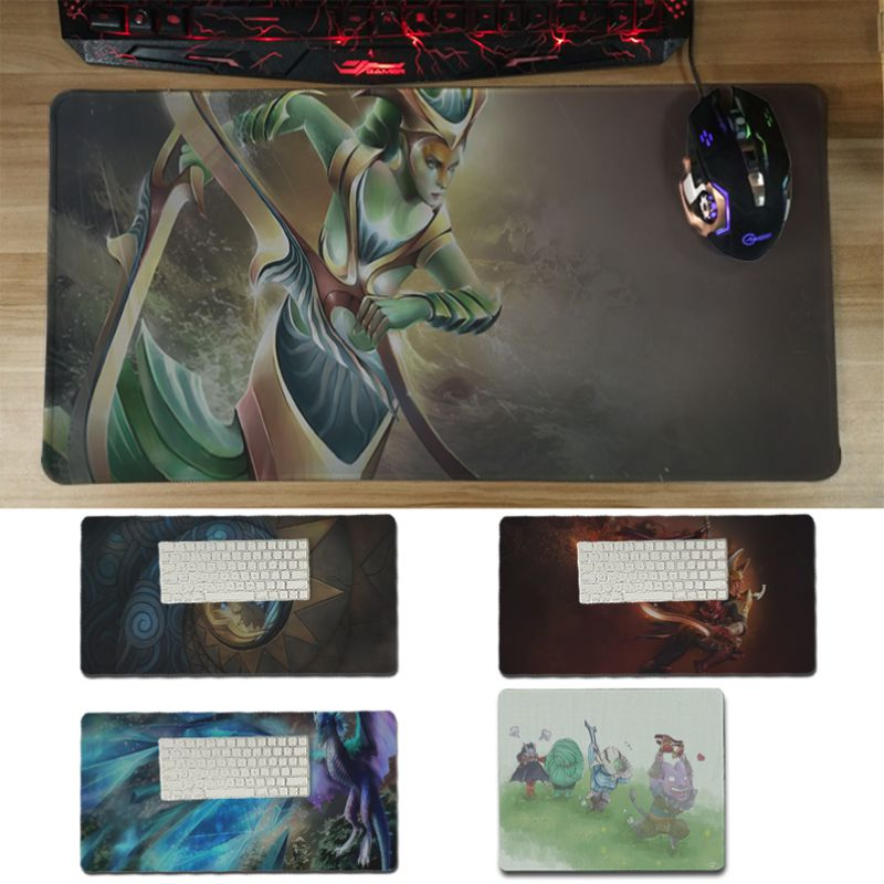 Yinuoda Io Durable Rubber Mouse Mat Pad Size for 30x60cm and 18X22/20X25/25X29 CM Gaming ...