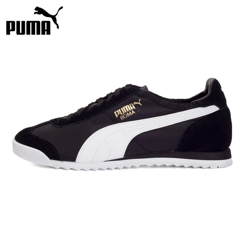 купить Original New Arrival 2017 PUMA Roma OG Nylon Men's Running Shoes Sneakers онлайн