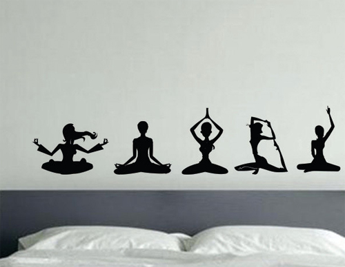 Yoga Wall Art high quality yoga wall art-buy cheap yoga wall art lots from high