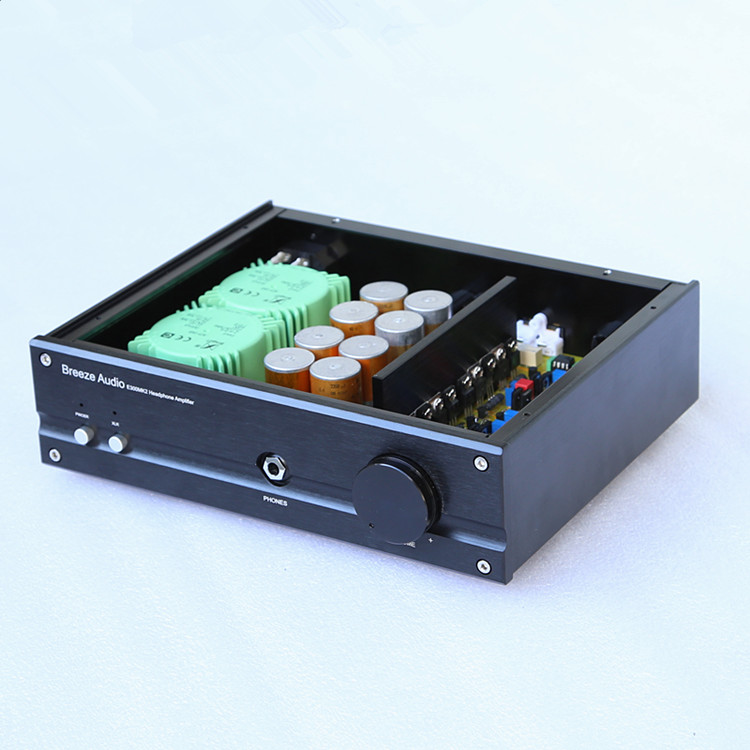 E300MK2 27VA headset desktop Amp Power Amplifier   Dual transformer power supply raphaelite 120w pre amp power transformer for tube amplifier rectifier