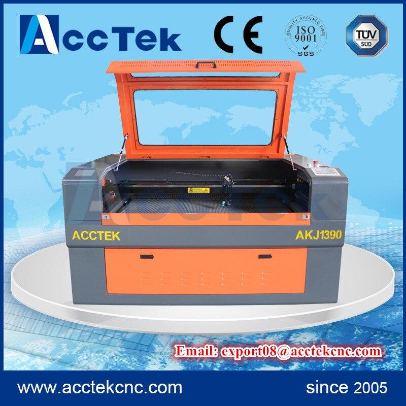 Low Cost Laser Cutting Machine Co2 Laser Machine 1390