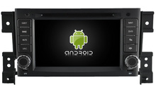 S190 Quad Core Android 7.1 auto audio FÜR SUZUKI GRAND VITARA (2005-2012) auto dvd-spieler head gerät auto multimedia autoradio