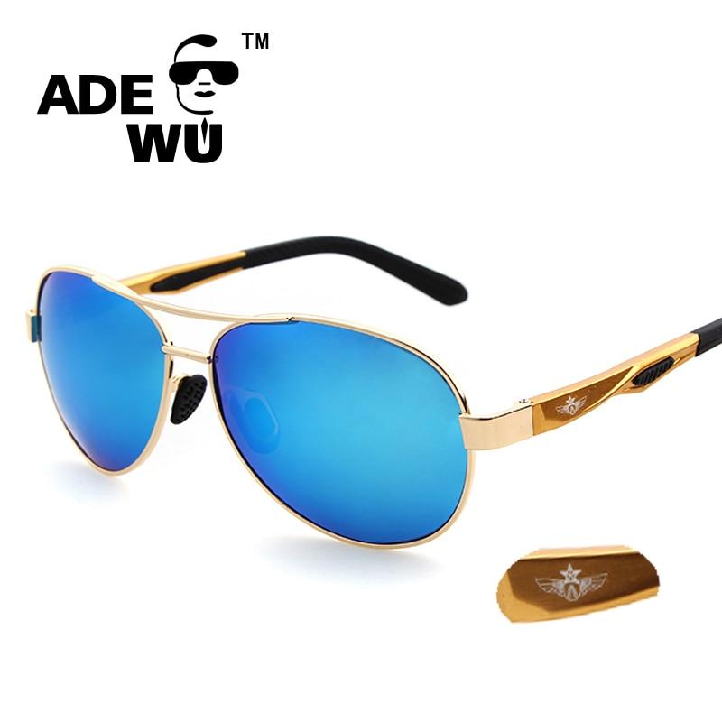 China Aviation Sungasses Men Women Brand Designer Polarized Sun Glasses For Men Retro Sunglasses Male Oculos Masculino Poarizado ...