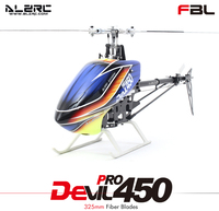 ALZRC Devil 450 Pro FBL KIT/Silver/2015 Empty Machine/Standard Combo/Super Combo RC Helicopter drone