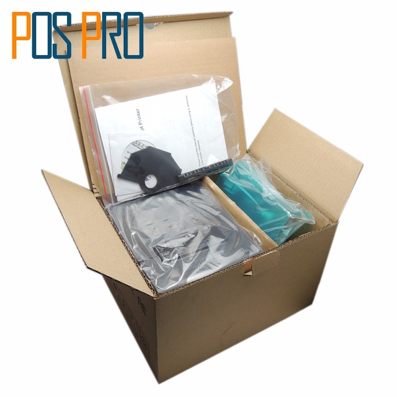 ITTP057 High Quality thermal printer 80mm,pos label printer,automatic cutter,USB+Serial+Ethernet Port,ESCPOS (2)
