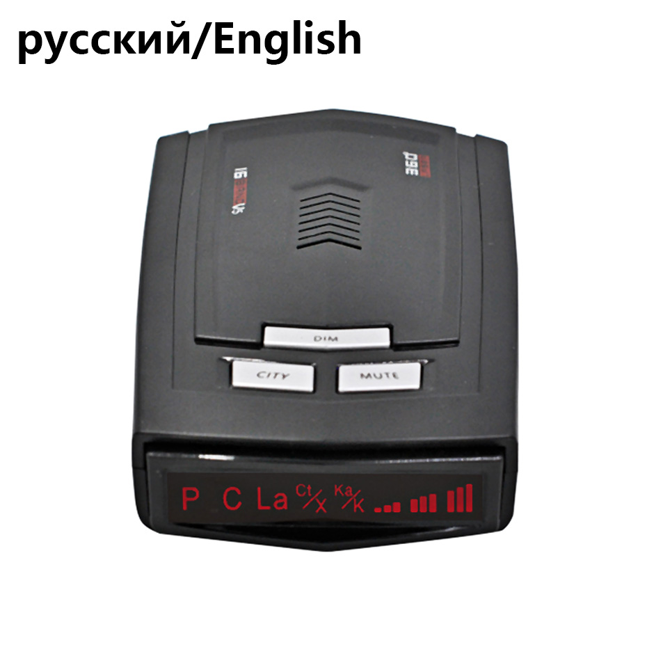 CAR LASER anti speed warning camera radar detector