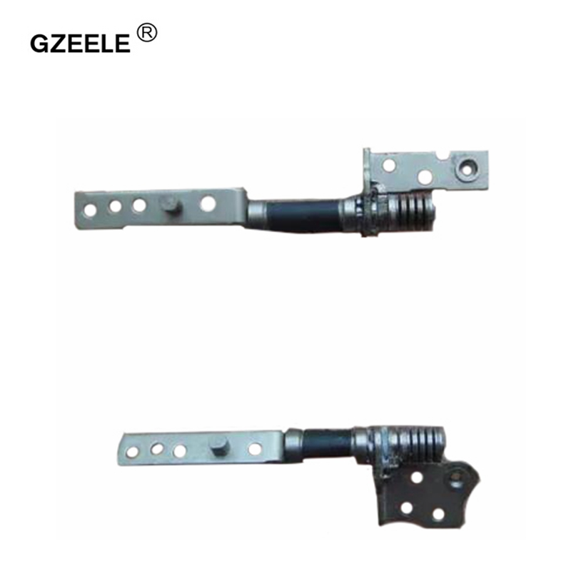 GZEELE NEW laptop LCD/LED HINGES for SAMSUNG NP530 NP530U3C NP530U3B NP535U3C NP535U3B 530U3C 530U3B 535U3C 535U3B Left&Right