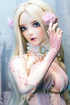 luodoll 65 Chloe of Elf bjd / sd doll Korea doll (Presented eyes and makeup)