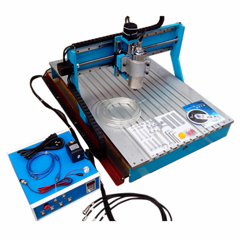 CNC router Engraving Machine LY CNC 6090 L-1.5KW 3axis why choose unich 6090 cnc router