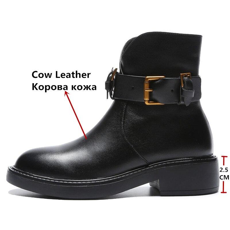 Véritable Cheville Femmes cow Pour Conasco Club Noir Or En Cow Qualité Base De Leather Punk Cuir Décoration Bottes Chaud Métal Nuit Suede wqRXrIXF8W