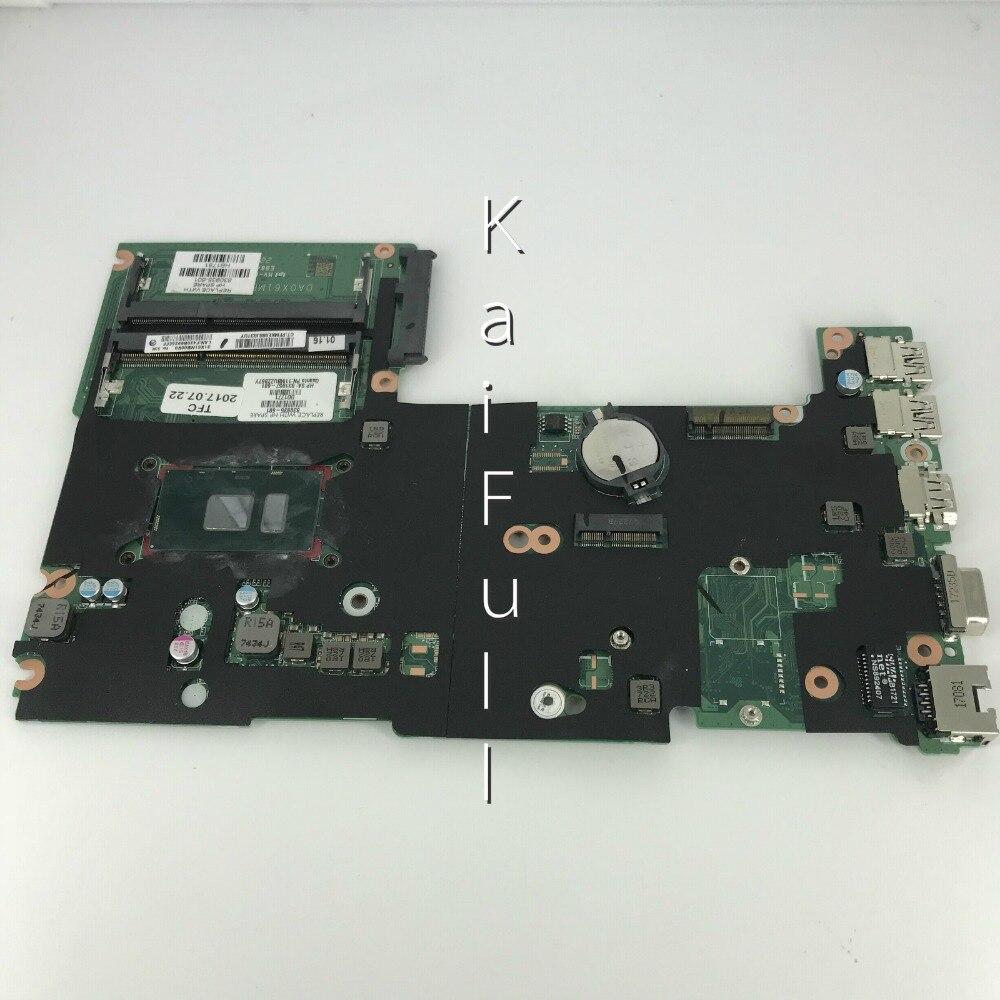 Хорошее качество материнская плата для HP ProBook 440 G3 материнской i3 6100U 830935 601 830935 001 полностью протестирована