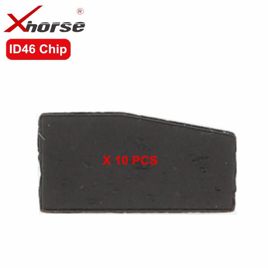 10 PCS ID46 Chip for XHORSE VVDI2 46 Transponder Copier Programmer For VVDI Key Tool