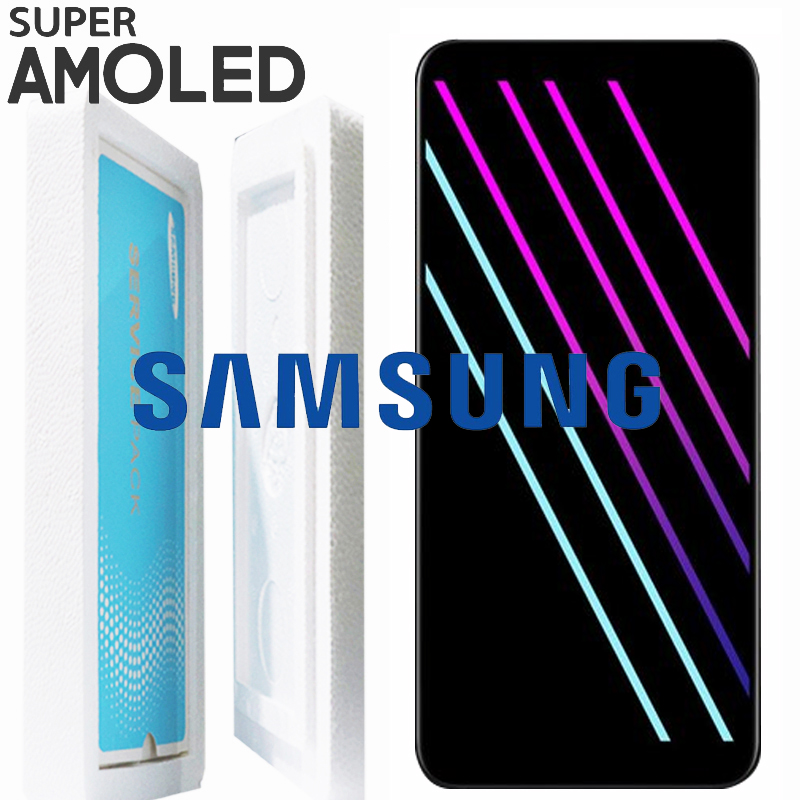 ORIGINAL 5 6 SUPER AMOLED LCD Replacement for SAMSUNG Galaxy A6 2018 A600 A600F SM A600FN