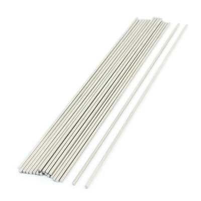 20PCS 170mm x <font><b>2mm</b></font> Stainless Steel Round <font><b>Rod</b></font> Axle Bars for RC Toys image