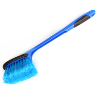 Auto Care Car Cleaning Brushes Car Wash Brush With Long Handle Soft For Vehicle Body Surface