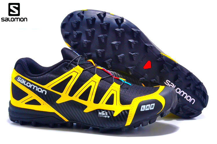 2018 Air hot sale 90 Mesh 87 Salomon Speed Cross 3 CS Outdoor Shoes Breathable Man Athletics Male Running Shoes Fast Ship