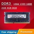 Promotion DDR3 4GB 8GB 2GB 1066 1333 1600 1066 mhz 1333 mhz 1600 mhz SODIMM DDR3 DDR3L Memory Ram Memoria For Laptop Notebook