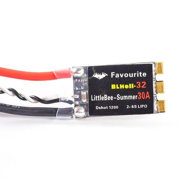 Favourite Littlebee Summer 2-6s BLHeli_32 30A Dshot1200 ESC