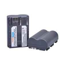 2 шт. 2650 мАч BP-511 BP-511A Батареи для камеры BP511 BP 511 для Canon EOS 40D 300d 5D 20D 30d 50d 10d d60 G6 BP 511a