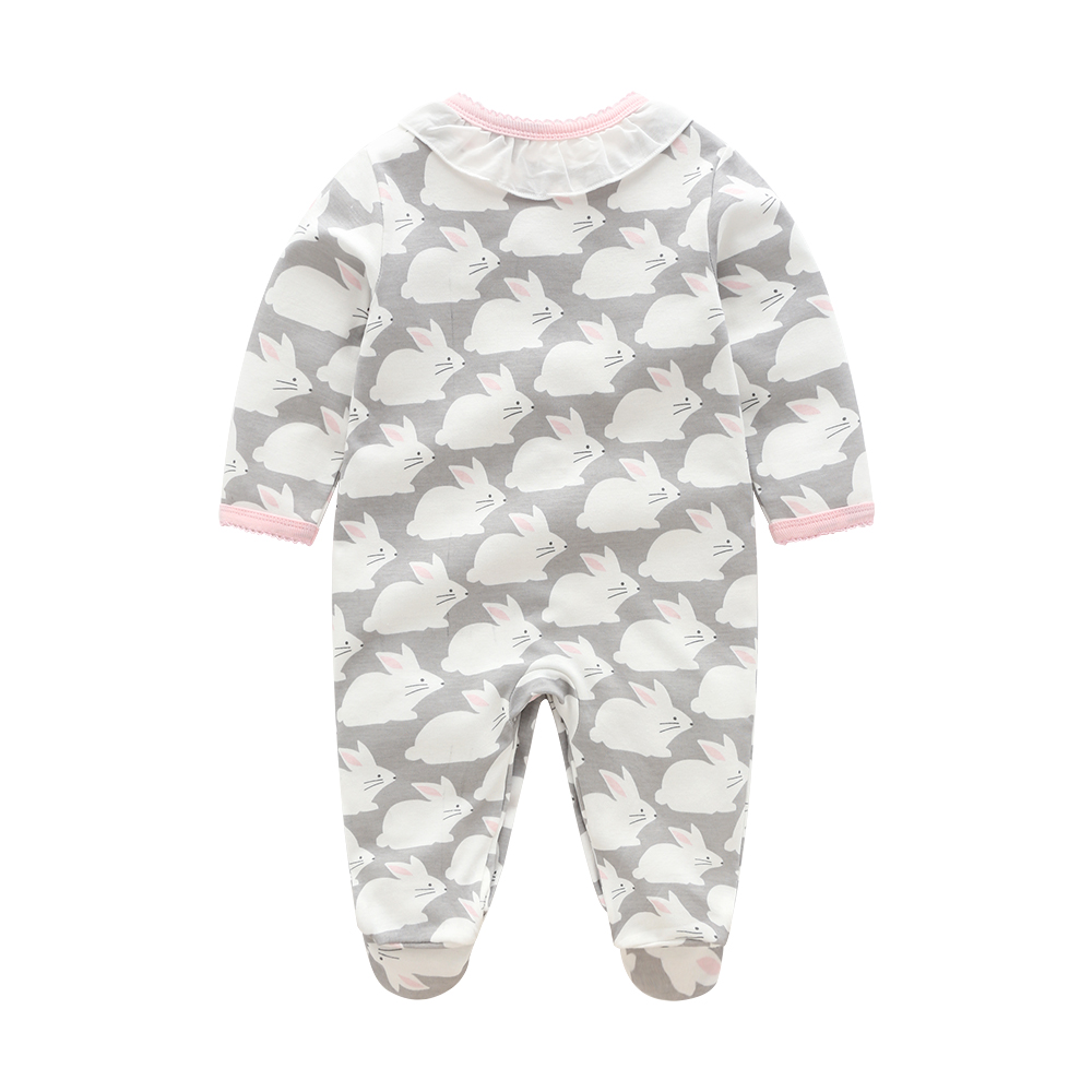 HTB1snF1EeSSBuNjy0Flq6zBpVXar Newborn baby pajamas unicorn cotton romper boys clothes overalls romper infants bebes jumpsuit premature infant baby clothes