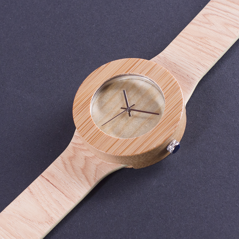 bamboo wood watch H11