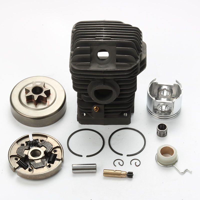 42.5MM Cylinder Piston Kits with Clutch Cover Drum Chain Sprocket For Stihl 023 025 MS230 MS250 Chainsaw 42 5mm crankshaft cylinder piston kits for stihl 023 025 ms230 ms250 chainsaw air fuel filter oil pump