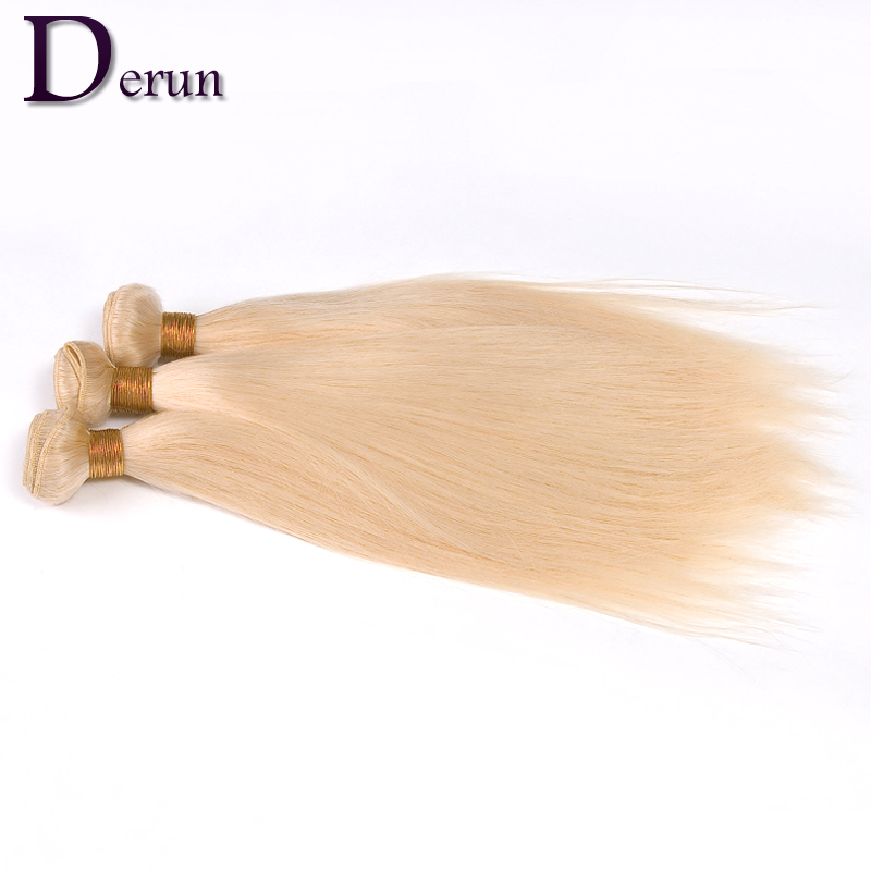 #613 European Straight Human Hair Weave Bundles 3 pcs/Lot 8-24inch Cheap Human Hair Extension Remy Human Hair Free Shipping