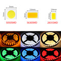 5M 10M 15M 20M SMD 300LEDS 2835 5050 5630 IP20 IP65 IP67 Flexible LED Strip 12V Super Bright RGB White Blue Yellow  Green Red