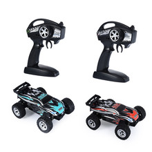 K24-1 Red 2.4G 15KM/H High Speed Remote Control Off Road Vehicle Model Electric 1:24 RC Car Children Model Toy Car Fast Shipping
