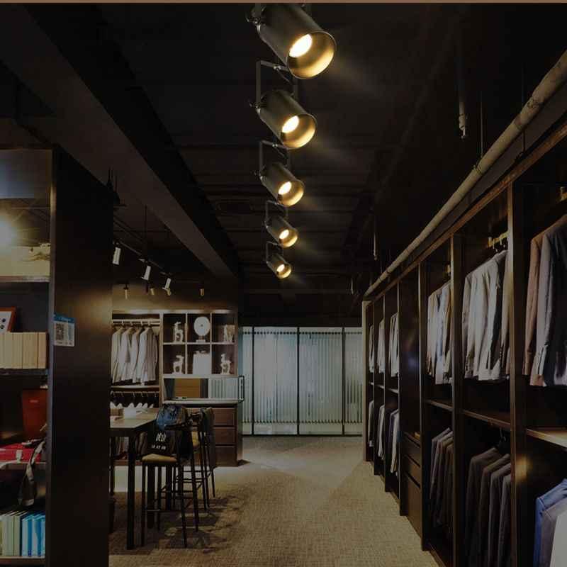 LukLoy Ретро светильник домашний стол Лофт Декор подвесные лампы Потолочный светильник винтажный светильник Промышленный светильник