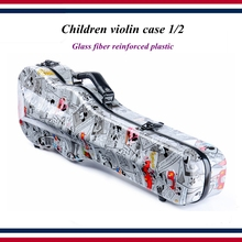 violin accessories - Children case 1/2 Glass fiber reinforced plastic parts