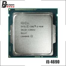 Intel Core i5 4690 i5 4690 3.5 GHz Quad Core מעבד מעבד 6M 84W LGA 1150