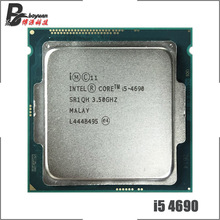 Intel Core i5 4690 i5 4690 3.5 GHz Quad Core CPU Processor 6M 84W  LGA 1150