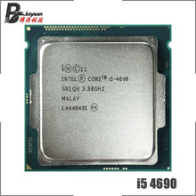 Intel Core i5-4690 i5 4690 3.5 GHz Quad-Core Processor 6M 84W LGA 1150(China)